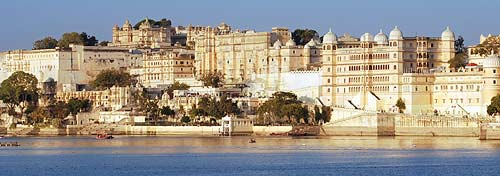 Golden Triangle with Udaipur(City Palace in Udaipur)